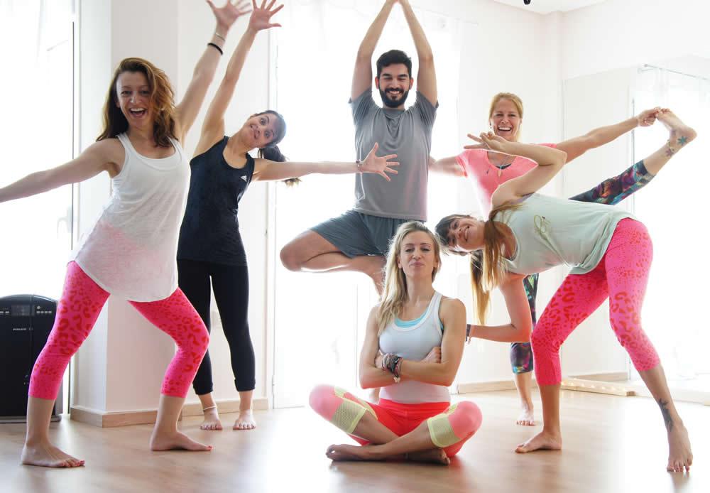"""ΦΟΙΒΗ PILATES, YOGA WELLNESS STUDIO Καλωσήλθατε στο πρώτο Pilates Yoga Wellness Studio στου Παπάγου! Διαλέξτε το πρόγραμμα που σας ταιριάζει κι ελάτε να βρούμε μαζί τις προσωπικές σας ανάγκες για εκγύμναση. Η ομάδα του """"Φοίβη Pilates & Wellness studio"""" σας προσκαλεί να ανοίξετε την καρδιά σας, να χαλαρώσετε και να βρείτε τον καλύτερό σας εαυτό!"""