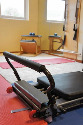 Τα μηχανήματα τού γυμναστηρίου Φοίβη Pilates Yoga Wellness Studio   Παπάγος - Χολαργός - Ψυχικό - Αγ. Παρασκευή